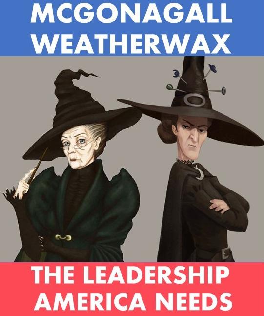 McGonagall Weatherwax
